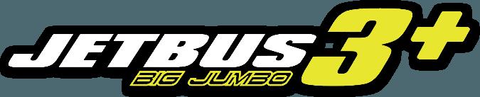 Logo Jetbus 3+ Big Jumbo