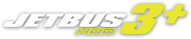 Logo Jetbus 3+ HDD