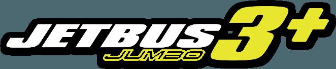 Logo Jetbus 3+ Jumbo