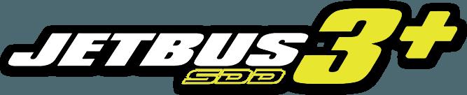 Logo Jetbus 3+ SDD